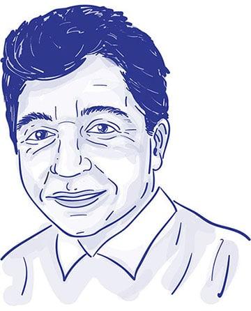 L'auteur, Pascal Perez